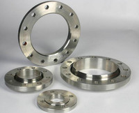 Galvanized plate flange make in China
