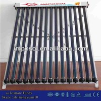 Swimming pools heat pipe solar collector&solar energy system