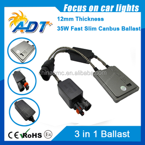 35W 55W DC 9-16V Automobile Car OEM Xenon Headlight HID Ballast For BMW For VW For Audi For Toyota
