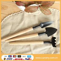 Best selling kids garden tool, mini garden hand tools set