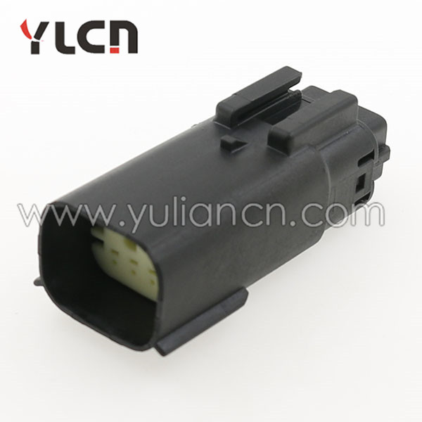 Molex 8 pin male automotive sealed connector