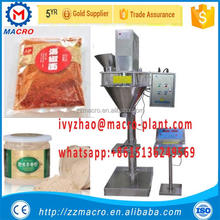hot sale stainless steel powder packing machine