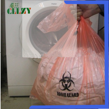 water soluble laundry bags for infection control in hospitals