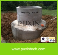 PUXIN home waste water purifier machine water purifier without electricity fo biogas