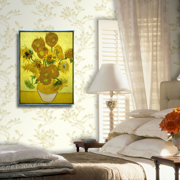 HD Canvas oil Print home decor wall painting Picture with certificates