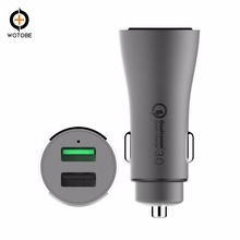 famous products ce approved usb QC3.0 Car Charger for samsung