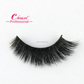 Dense lash mink fur eye lashes extension