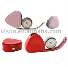 Multifunction travel alarm clock/tuning chinese electronic clock/clock movements wholesale