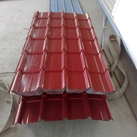 Fiber Corrugated Sheet Roof