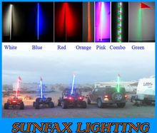 super brightness single color RED / BLUE / GREEN / WHITE / ORANGE / COMBO 3.5' 4' 5' 6' led rock light