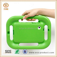 shockproof EVA 7 inches case for tablet pc with handle
