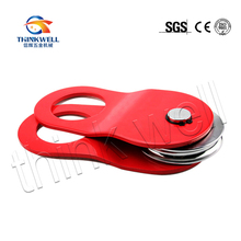 Hot Sale Lashing Sheave Snatch Block for Wire Rope Cable