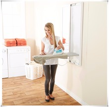 GZ-2 Manufacture Wall Mounted Foldable Ironing Board with mirror