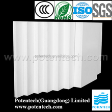 Optimum Mechanical Properties Waterproof Hard Surface 30mm PVC Foam Board