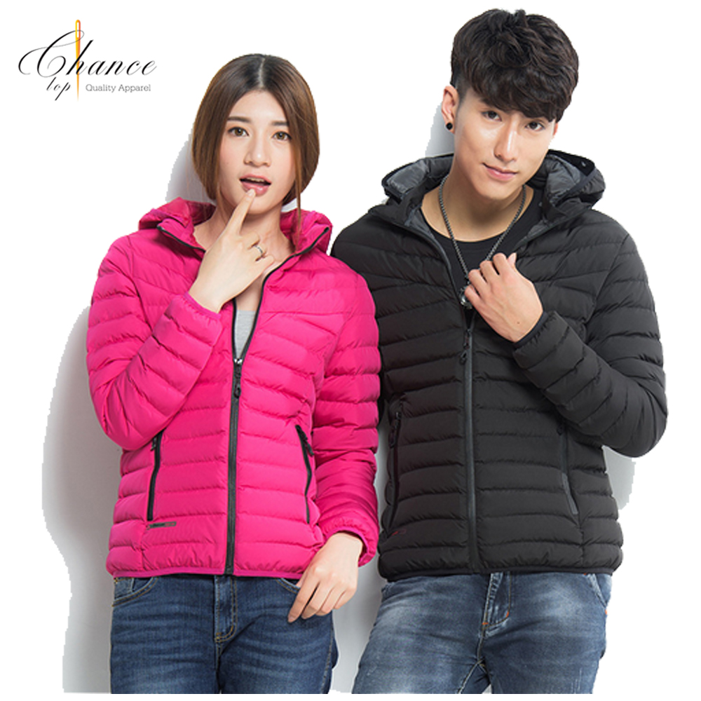 J-1708K14 2017 <strong>new</strong> LOGO custom jacket <strong>style</strong> couple plain winter jacket