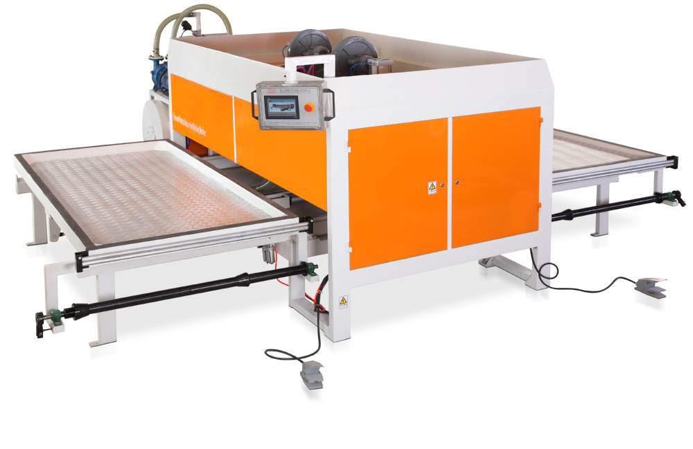 Foshan TC Supply new style pvc door profile small extrusion laminating machine