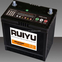 30 - 50AH Capacity and Acid Lead Battery,Factory activated Battery Type car battery