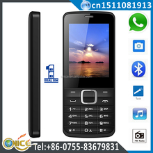 T630 2.4 inch dual sim kenxinda phone with whatsapp fm torch light Bluetooth kenxinda phone gsm wireless fm mobile phone