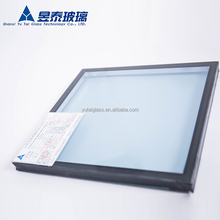 high quality Used Commercial Windows Double Tempered Building Insulated Glass