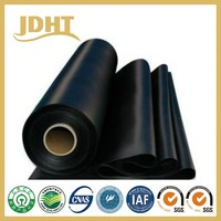 HDPE Waterproof membrane for roofings in construction