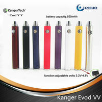 hottest stock selling emow mega kit use ego evod vv battery