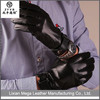 High quality cheap custom motorcycle driving leather glove