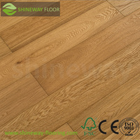 High Quality 12mm Oak Laminate Engineered Wooden Flooring