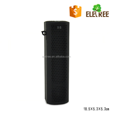 EL-X601Bluetooth Speaker Portable Wireless Handsfree TF FM Radio Built in Mic MP3 Subwoofer with rechargeable Battery 2015 New