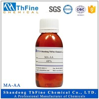 Water Treatment Chemicals Dispersant MA/AA 48%