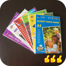Wholesale photo paper/Premium A4 glossy photo paper 200g, photographic paper