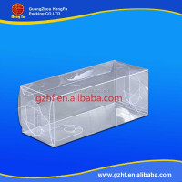 Custom size clear plastic shoe box wholesale