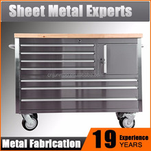 New Design Steel Garage Metal Tool Cart Roller Cabinet
