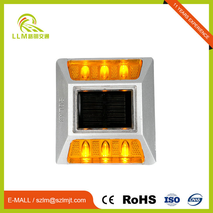 Bright Solar LED Road Stud Lights Road Stud for Blind