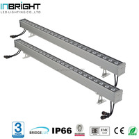 24W 85-265V 24V outdoor led linear lighting fixture