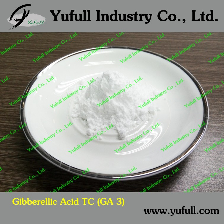 Best sell plant growth regulator PGR agrochemical GA3 TC Gibberellin TC Gibberellic Acid TC GA-3 10% TB
