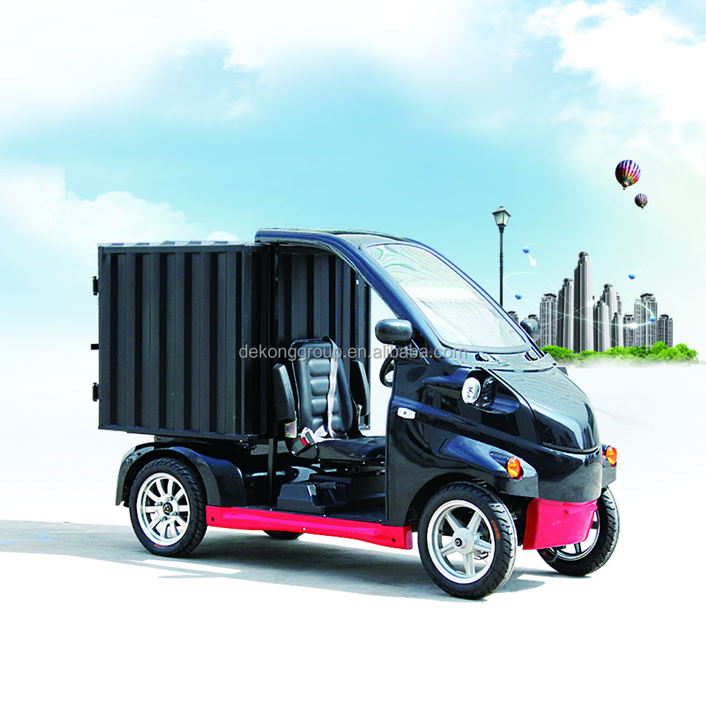 Cheap Low Speed automobile Mini Electric Car/Trucks