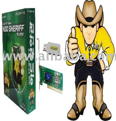 HDD Sheriff(Usb type)