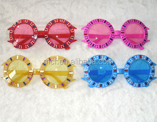 Carnival festival crazy party funny safety eye glasses frame PG-0031
