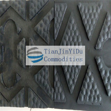 Stable rubber mat/horse cow stable rubber mat/rubber stable mating for sale Made in China
