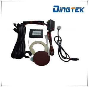 F500 Best price fuel gasoline ethanol detecting ultrasonic level sensor for truck fuel level monitoring system