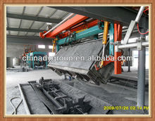 Autoclaved areated concrete block machine with high profit