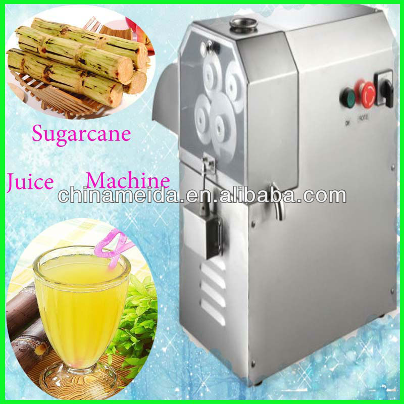 2013 Newest Professional Sugar Cane Juicer Factory Made Commercial sugarcane juice machine Sugar Cane Juice Extractor Machines