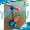 Manufactory new design three wheel child kick scooter wholesales