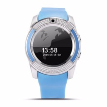 Wholesale Hot Selling Fashion Design V9 Smart Watch for Mobile Phone ,Bluetooth Phone Smart Watch V9