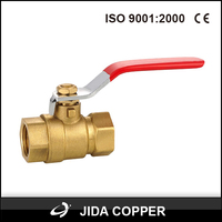JD-4019 gear operated ball valve