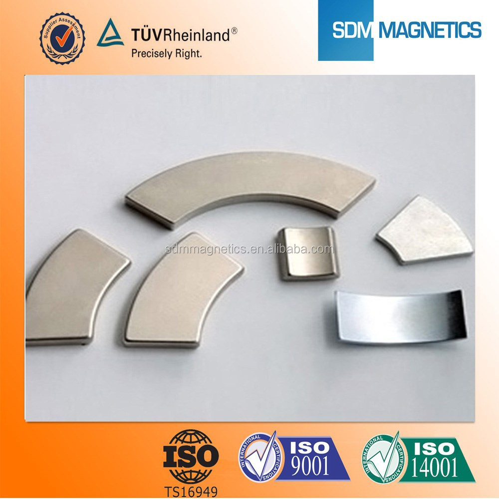 China Supplier High Quality Special Shape Neodymium Magnet with Best Selling