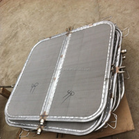 metal filter leaf for chemical & food industries