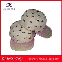high quality best sale fashion design promotional birds logo snapback hats for sale