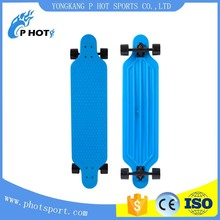 high-end best seller plastic board 38 inch skateboard waveboard street skateboard