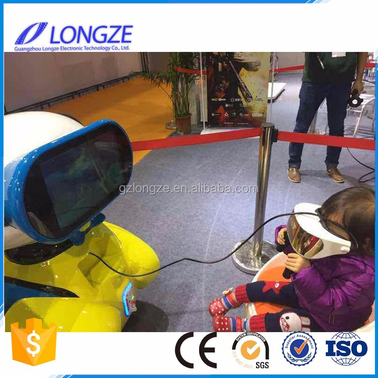 Longze Recency research product education enlightenment puzzle vr children game